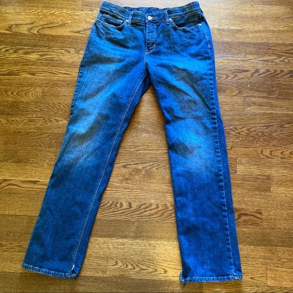 Levi's 525 Straight Leg Jeans, 12